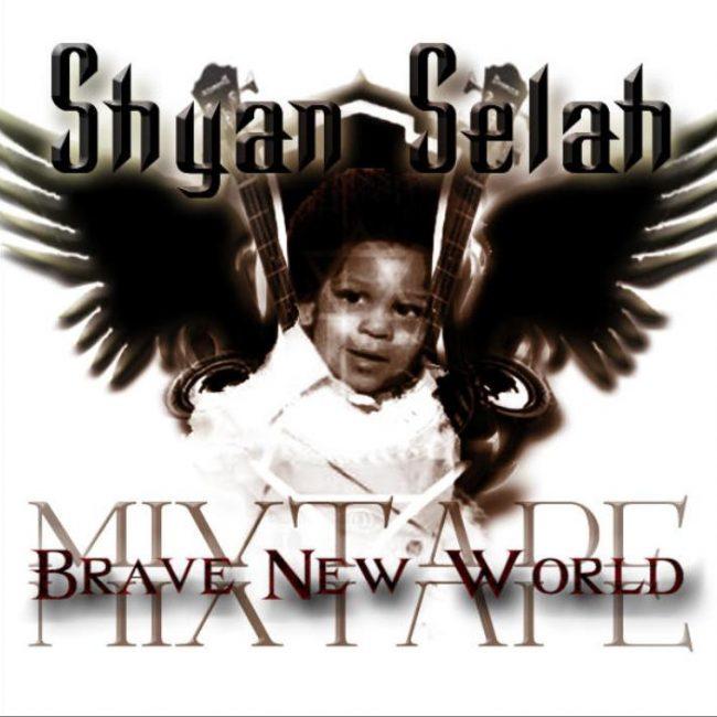 Shyan Selah - BNW Mixtape Artwork