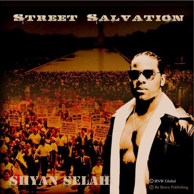 Shyan Selah - Street Salvation - single artwork