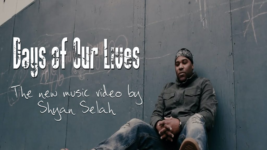 Days of Our Lives Music Video Cover Art