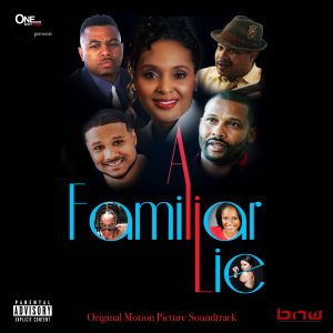 A FAMILIAR LIE Soundtrack ARTWORK