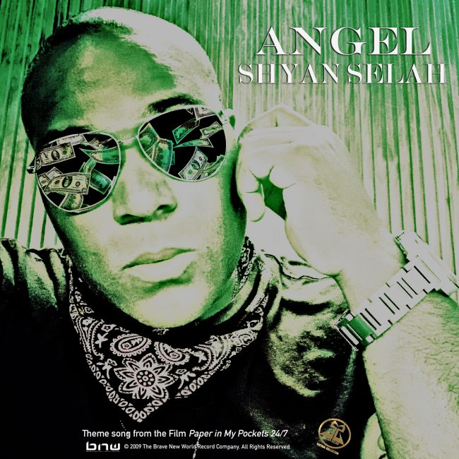 Angel single artwork copy