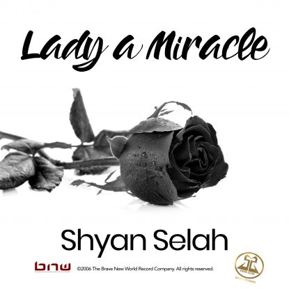 Lady a Miracle Artwork FINAL